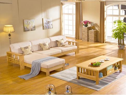 现代简约系列实木家具定制