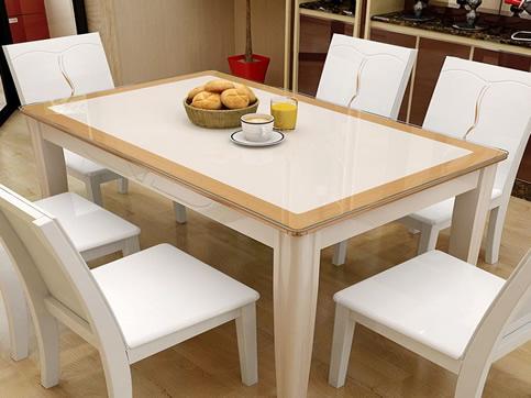 现代简约餐桌椅实木家具定制