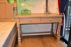 实木书桌图片_仿古实木书桌