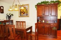 定做实木餐桌_实木餐桌图片