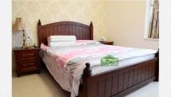 卧室双人床_地中海风格床