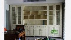 书房书柜_整体定制书柜