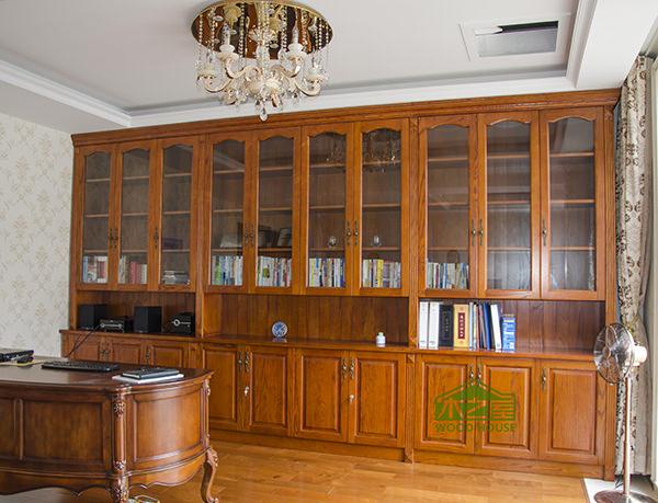 大书柜设计效果图