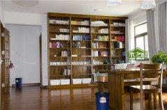 """实木书架书柜:书房不可缺少的""""亮点"""