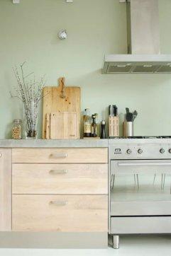 厨房台面有哪些种类各自的特点是什么呢